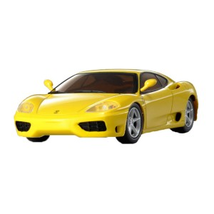 Tamiya Ferrari 360 Modena Yellow Version 1/24 รุ่น TA 24242