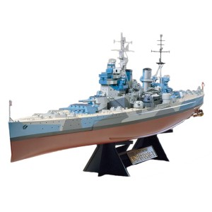 Tamiya King George V British Battleship 1/350 รุ่น TA 78010