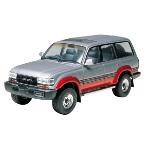 Tamiya Toyota Land Cruiser 80 VX Limited  1/24 TA 24107