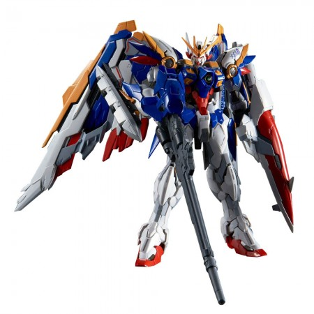Bandai Hi-Resolution Model Wing Gundam EW (HiRM) 1/100