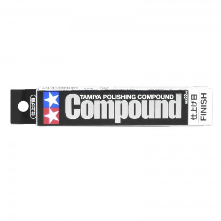 Tamiya Polishing Compound (Finish) รุ่น TA 87070