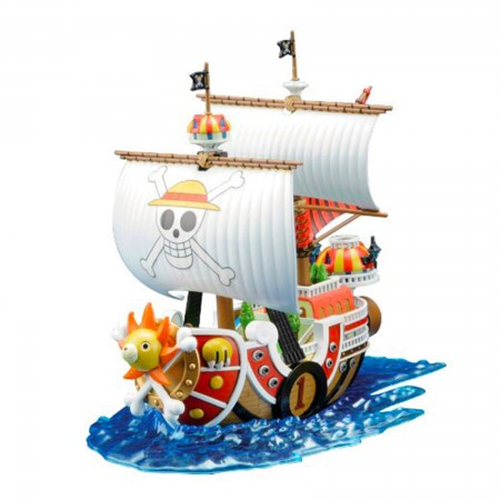 Bandai Thousand Sunny Grand Ship Collection (One Piece)
