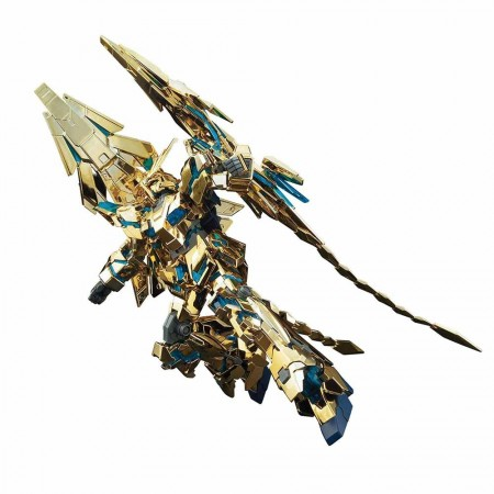 Bandai HGUC Unicorn Gundam 03 Phenex (Destroy Mode) (Narrative Ver) [GOLD COATING] 1/144