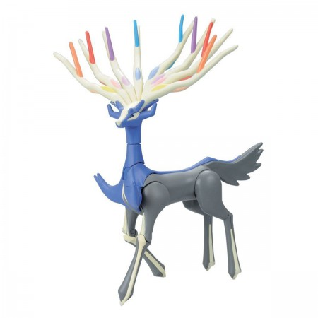 Bandai Pokemon Plastic Model Collection Select Series Xerneas
