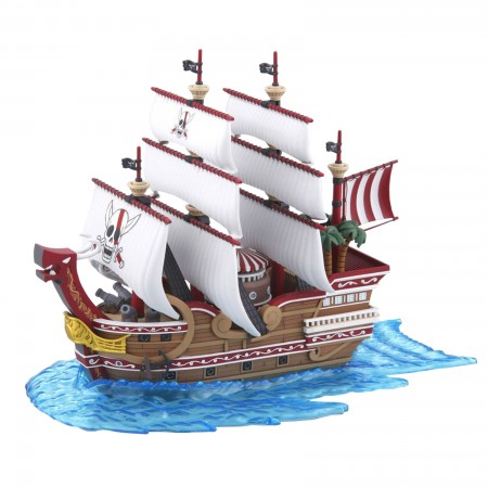 Bandai Red Force Grand Ship Collection (One Piece)