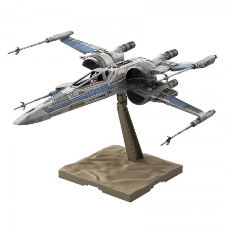 Bandai Star Wars Resistance X-Wing Fighter 1/72