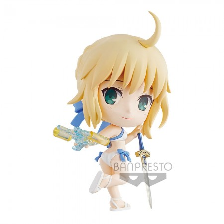 Banpresto Fate/Grand Order Archer Artoria Pendragon Kyun Chara (PVC Figure)