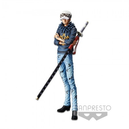 Banpresto Grandista One Piece - The Grandline Men - Trafalgar Law (PVC Figure)