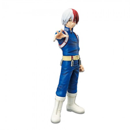Banpresto My Hero Academia DXF Figure Vol 3 Shoto Todoroki (PVC Figure)