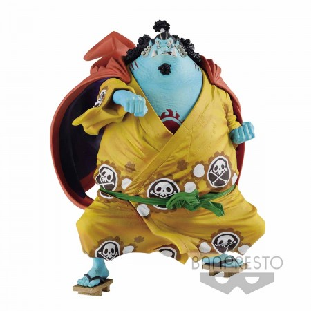 Banpresto One Piece King of Artist the Jinbe (PVC Figure)