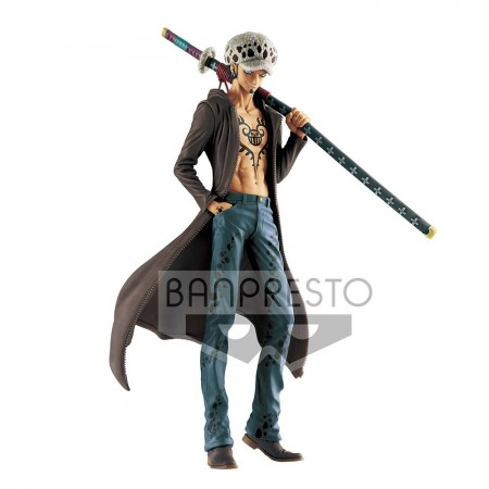 Banpresto One Piece Trafalgar Law Memory Figure (PVC Figure)