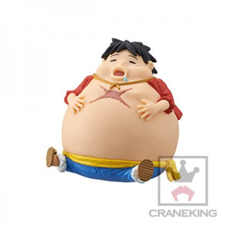 Banpresto One Piece WCF - Whole Cake Island 1 - Luffy (PVC Figure)