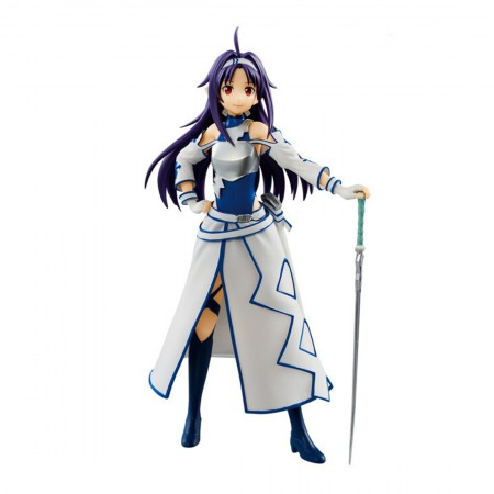 Banpresto Sword Art Online Ordinal Scale Yuuki [White] (PVC Figure)
