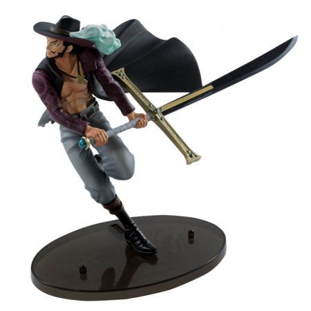 Banpresto World Figure Colosseum Vol 3 Mihawk (PVC Figure)