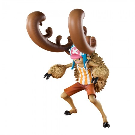 Bandai Figuarts Zero Cotton Candy Lover Chopper Horn Point Ver
