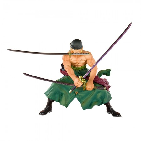Bandai Figuarts Zero Pirate Hunter Zoro