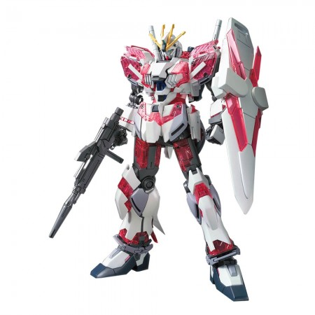 Bandai HGUC Narrative Gundam C-PACKS 1/144