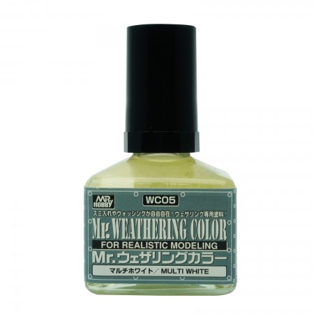 Mr.Weathering Color WC05 Multi White