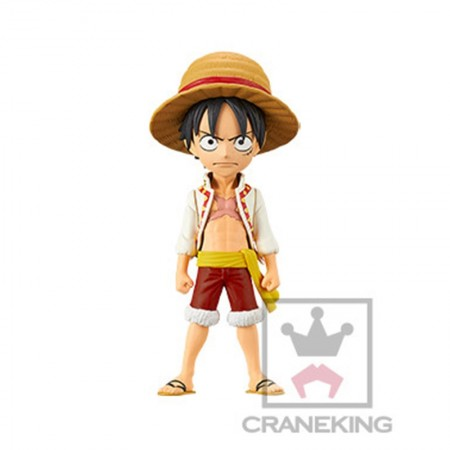 Banpresto One Piece WCF - Battle of Luffy Whole Cake Island - Luffy (PVC Figure)