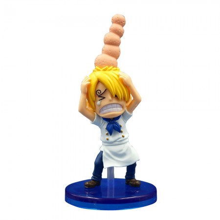 Banpresto One Piece WCF - History of Sanji - 02 (PVC Figure)