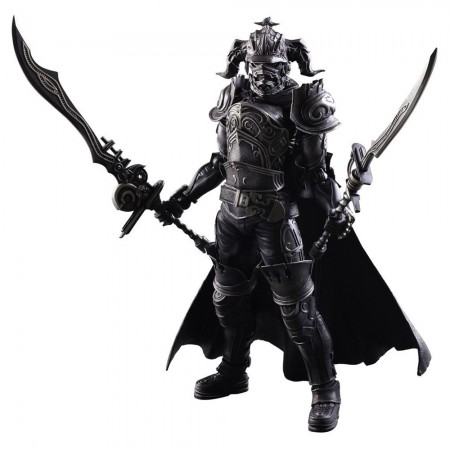 Play Arts Kai Final Fantasy XII Gabranth (PVC Figure)