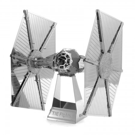 Tenyo Star Wars: Tie Fighter Metallic Nano Puzzle