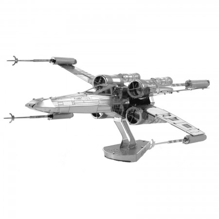 Tenyo Star Wars: X-Wing Star Fighter Metallic Nano Puzzle