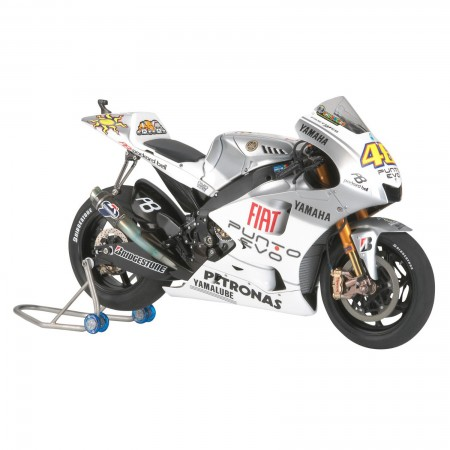Tamiya Yamaha Fiat YZR-M1 '09 (Estoril Edition) 1/12 รุ่น TA 14120