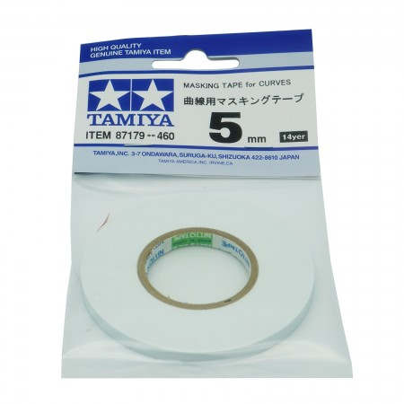 Tamiya Masking Tape for Curves 5 mm TA 87179