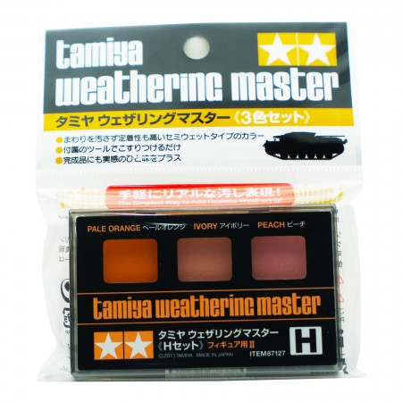 Tamiya Weathering Master H Set Item 87127