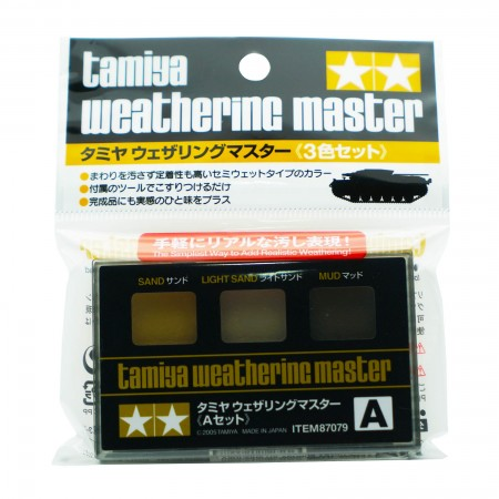Tamiya Weathering Master A Set Item 87079