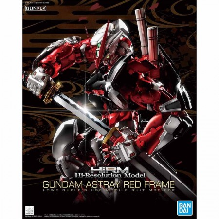 Bandai Hi-Resolution Model Gundam Astray Red Frame (HiRM) 1/100