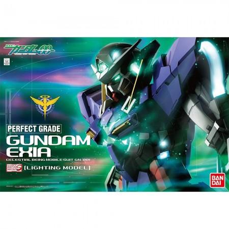 Bandai PG Gundam Exia ( Lighting Model ) 1/60
