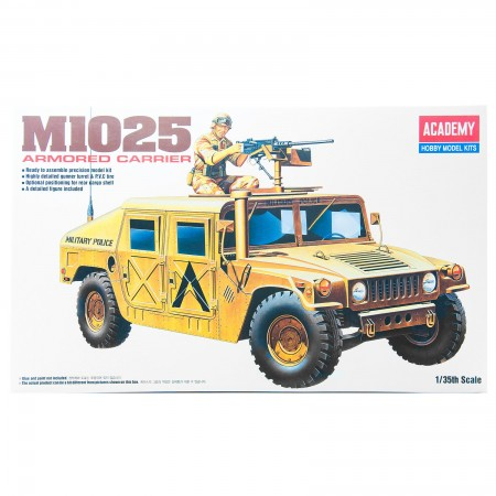 Academy Hummer M1025 Armored Carrier 1/35 รุ่น AC 13241