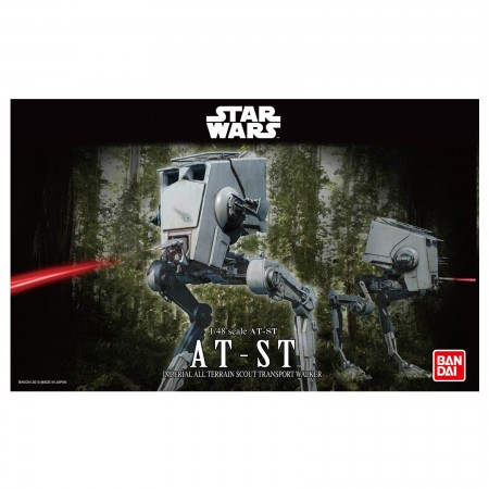 Bandai Star Wars AT-ST 1/48