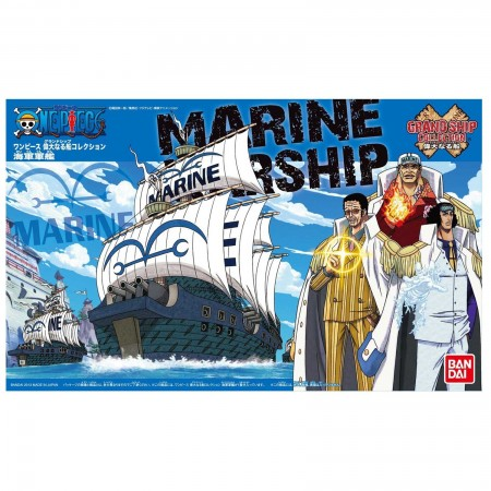 Bandai Marine Warship Grand Ship Collection (One Piece)