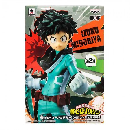 Banpresto My Hero Academia DXF Figure Vol 3 Izuku Midoriya (PVC Figure)