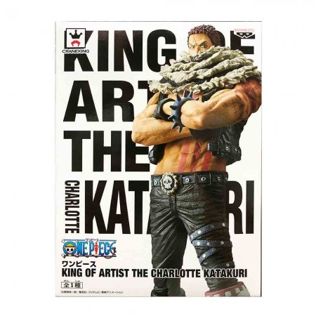 Banpresto One Piece King of Artist the Charlotte Katakuri (PVC Figure)