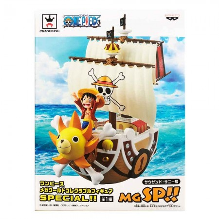 Banpresto One Piece Mega WCF Special (Thousand Sunny) (PVC Figure)