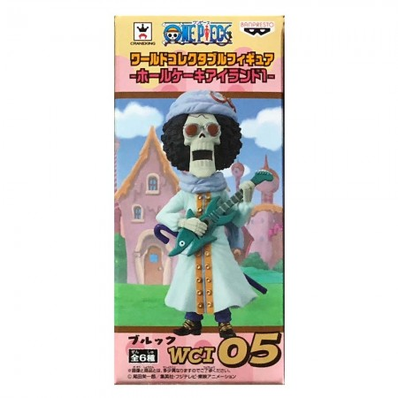 Banpresto One Piece WCF - Whole Cake Island 1 - Brook (PVC Figure)