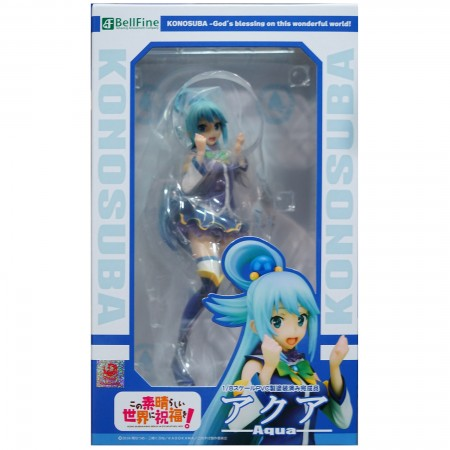 BellFine Aqua (PVC Figure)