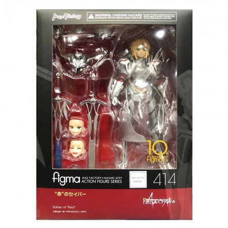 Max Factory figma 414 Saber of Red (PVC Figure)