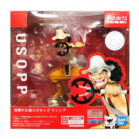 Bandai Figuarts Zero Sniper King the King of Snipers Usopp