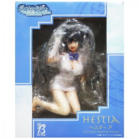 FREEing Hestia (PVC Figure)