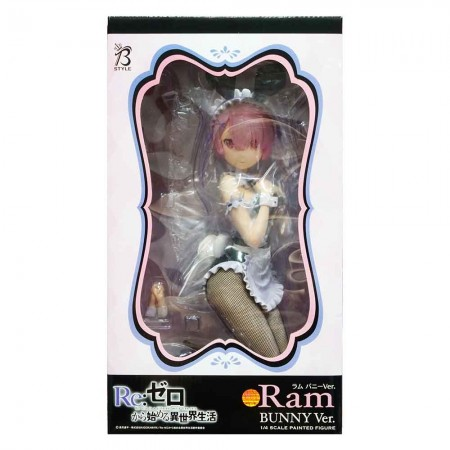 FREEing Ram Bunny Ver (PVC Figure)