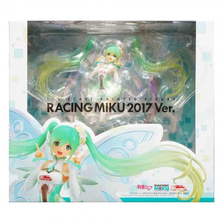 Good Smile Company Racing Miku 2017 Ver (PVC Figure)