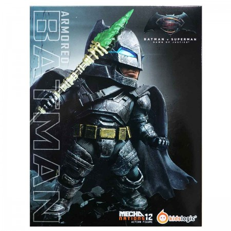 Kids Logic MN12 Batman Armored Ver (PVC Figure)