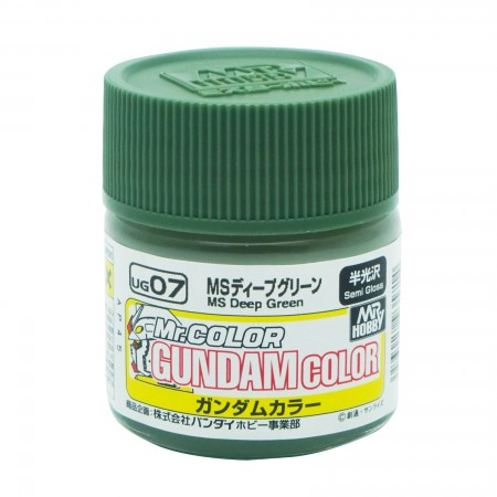 Mr.Color Gundam Color UG-07 MS Deep Green