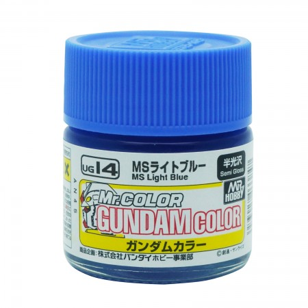 Mr.Color Gundam Color UG-14 MS Light Blue