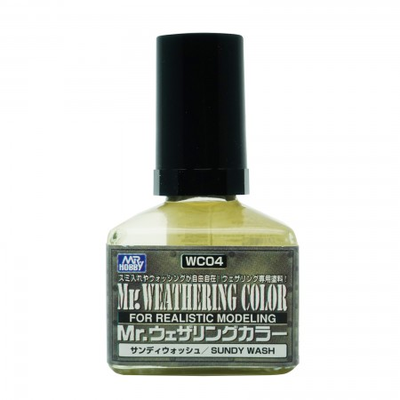 Mr.Weathering Color WC04 Sundy Wash